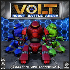 Volt: Robot Battle Arena, Nazca Games 2014